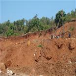 Investigation for slope stability problem at Ratnagiri, Maharashtra