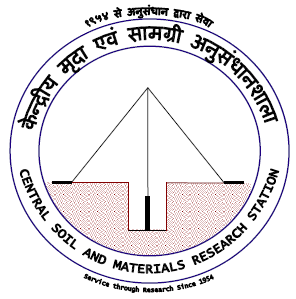 Home Page: Central Soil and Materials Research Station